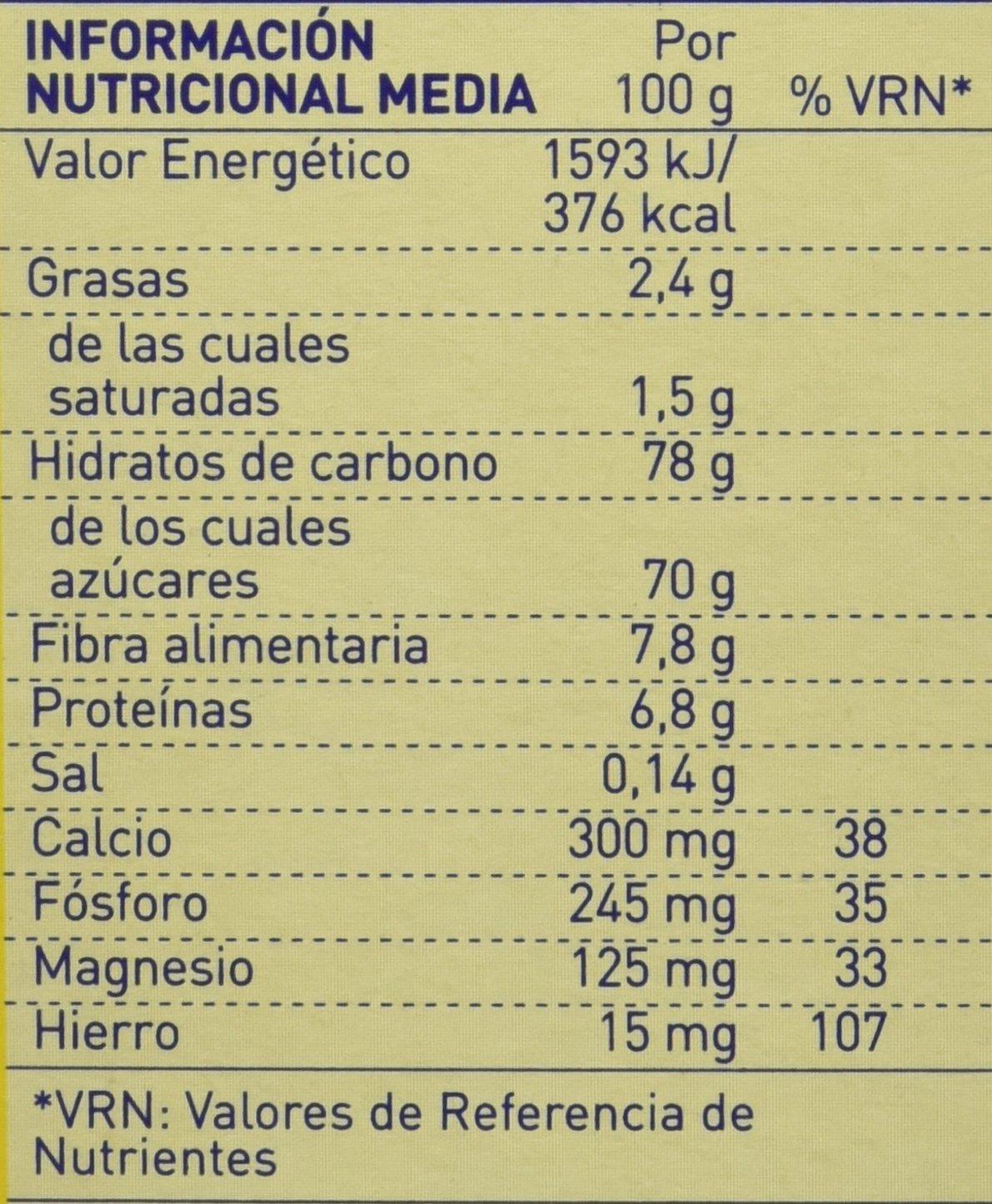 ColaCao - Original - Preparado alimenticio al cacao - 6 x 18 g - [Pack de 14]: Amazon.es: Alimentación y bebidas