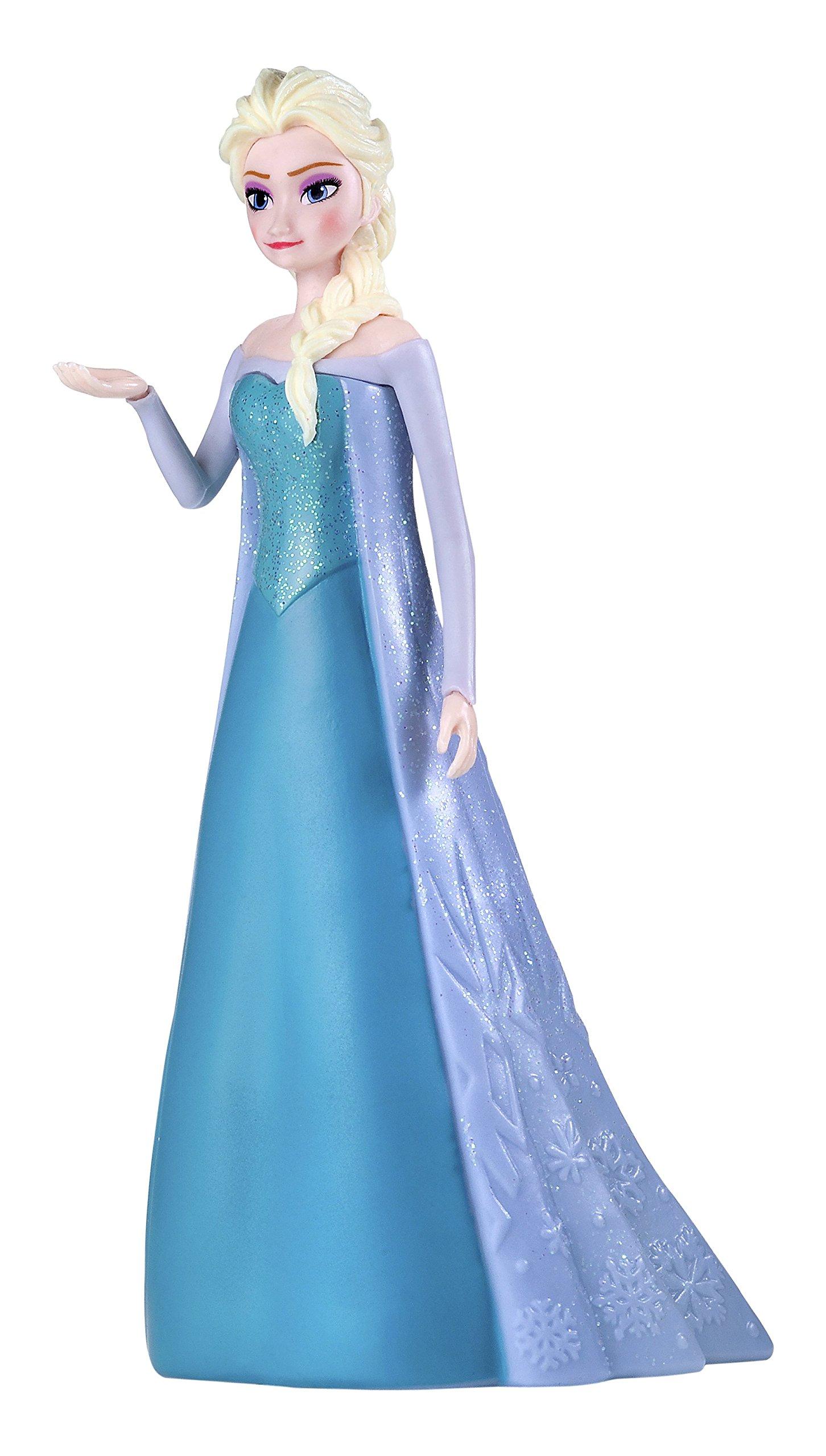 Disney Frozen 3D Figure Elsa for Kids Eau de Toilette Spray, 3.4 Ounce by Disney (Image #2)