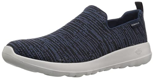 b61752e061d50a Image Unavailable. Image not available for. Colour  Skechers Men s GO Walk  MAX-Infinite Navy Nordic Walking Shoes-6 ...