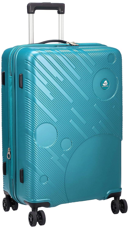 [カメレオン] スーツケース プラネタ スピナー 68/25 エキスパンダブル TSA 保証付 71L 68 cm 4kg B07TT9DGSL ぺトロールブルー