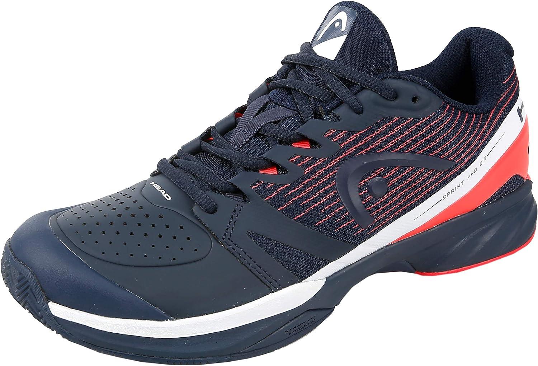 Head Sprint Pro 2.5 Clay Men Zapatos de Tenis, Hombre