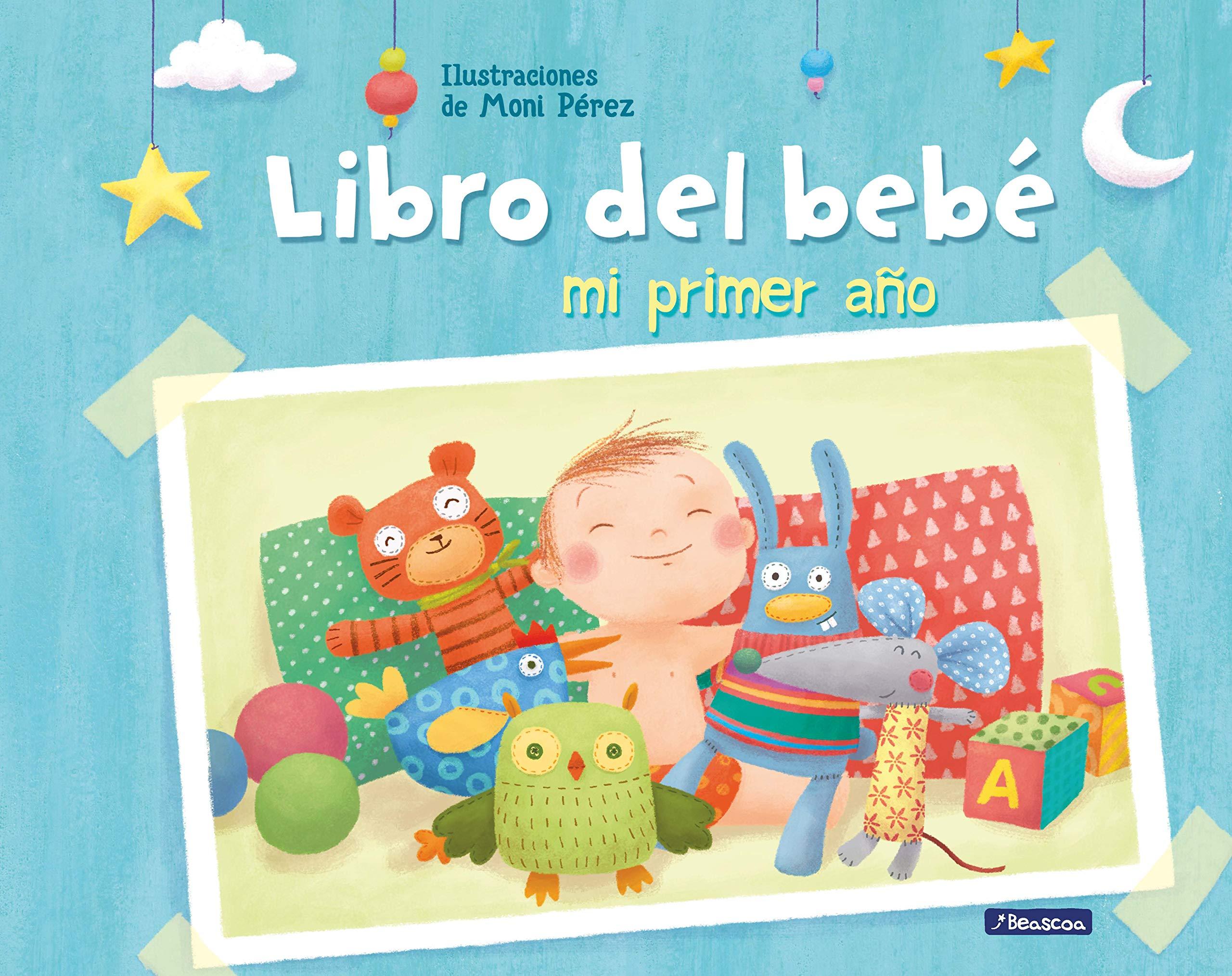 Mi primer año. Libro del bebé (El libro del bebé): Amazon.es ...