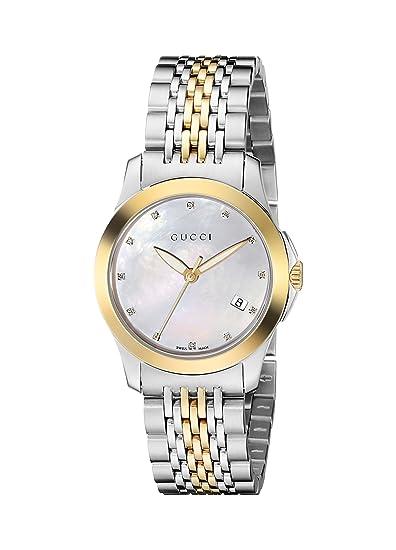 006fd24e9f6 Gucci G -Timeless YA126513  Amazon.co.uk  Watches