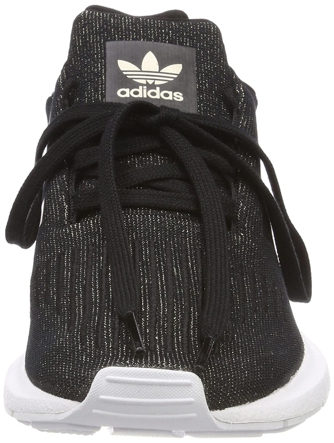 Amazon.com | adidas Womens Swift W Running Shoes, Black | Fashion Sneakers