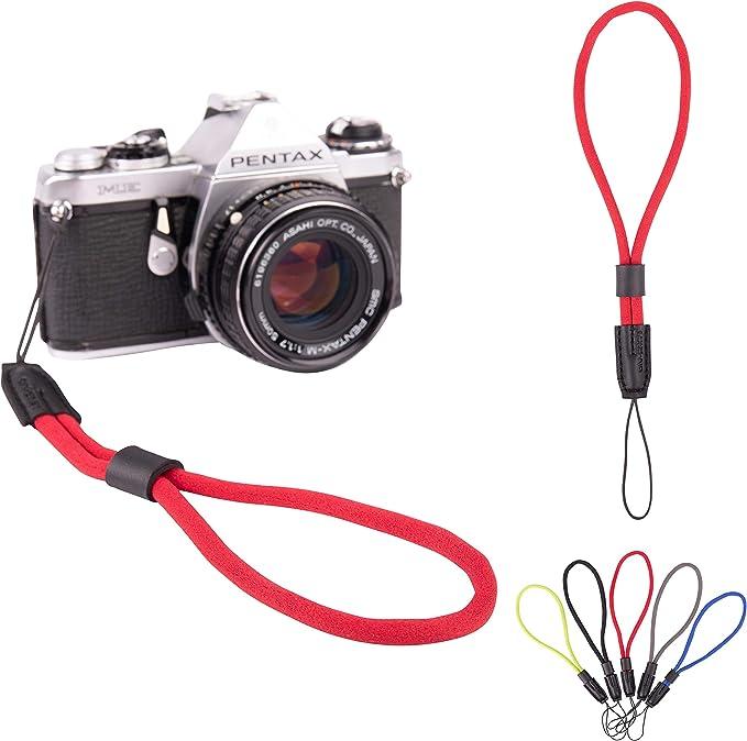 Lens Aid Handschlaufe Aus Stabiler Schnur Für Kamera Kamera