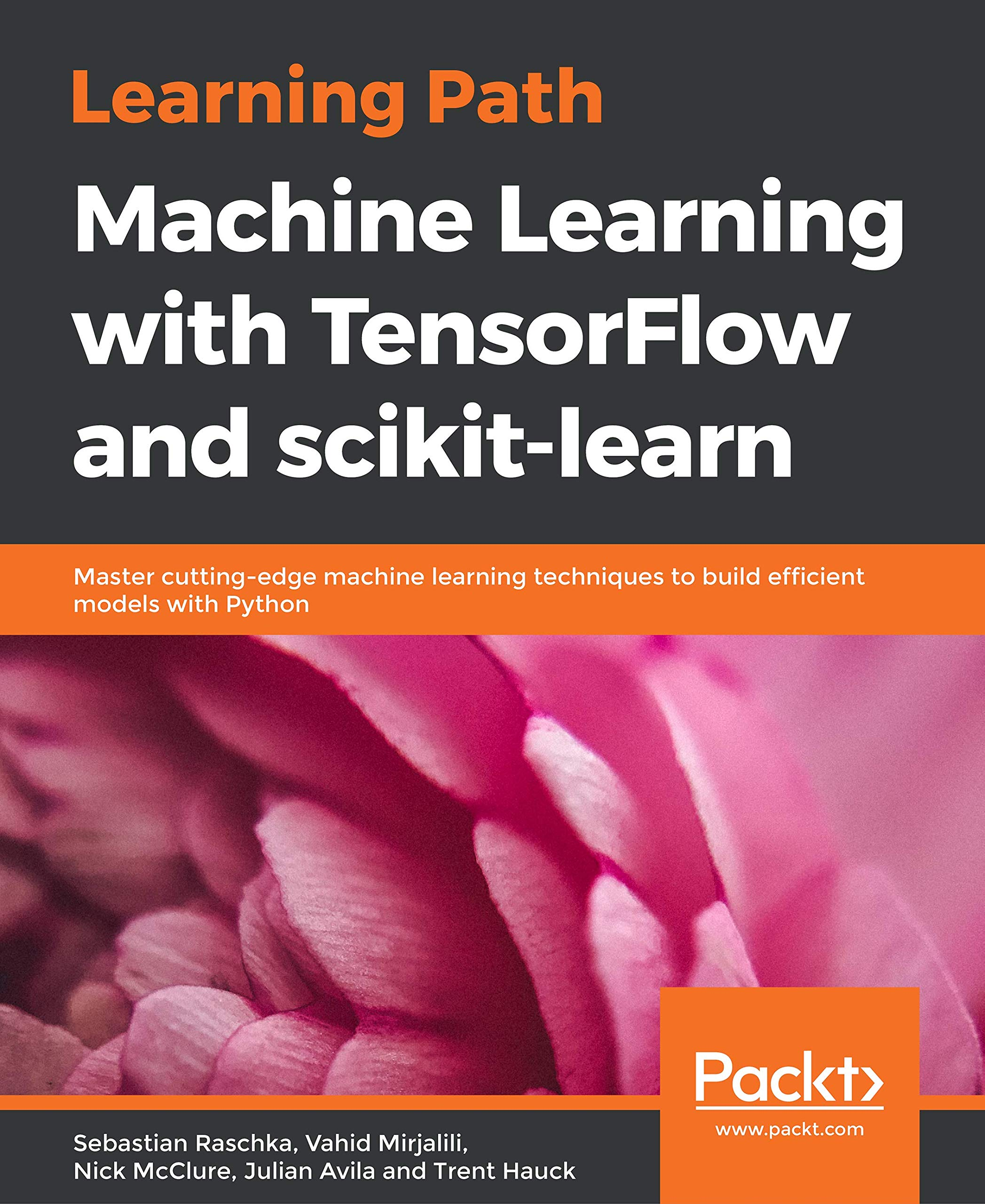 Amazon fr - Learning Path - Machine Learning with TensorFlow