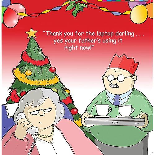Funny Xmas Cards: Amazon.co.uk