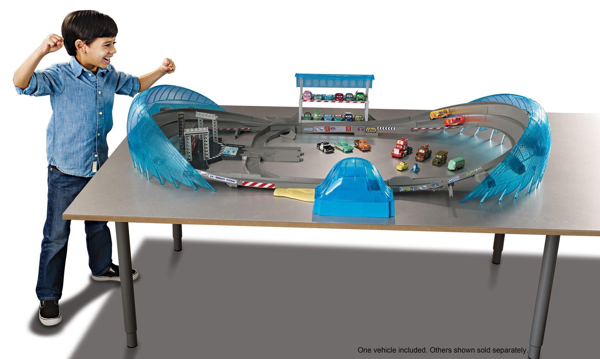 Disney/Pixar Cars 3 Ultimate Florida Speedway Track Set by Disney (Image #2)