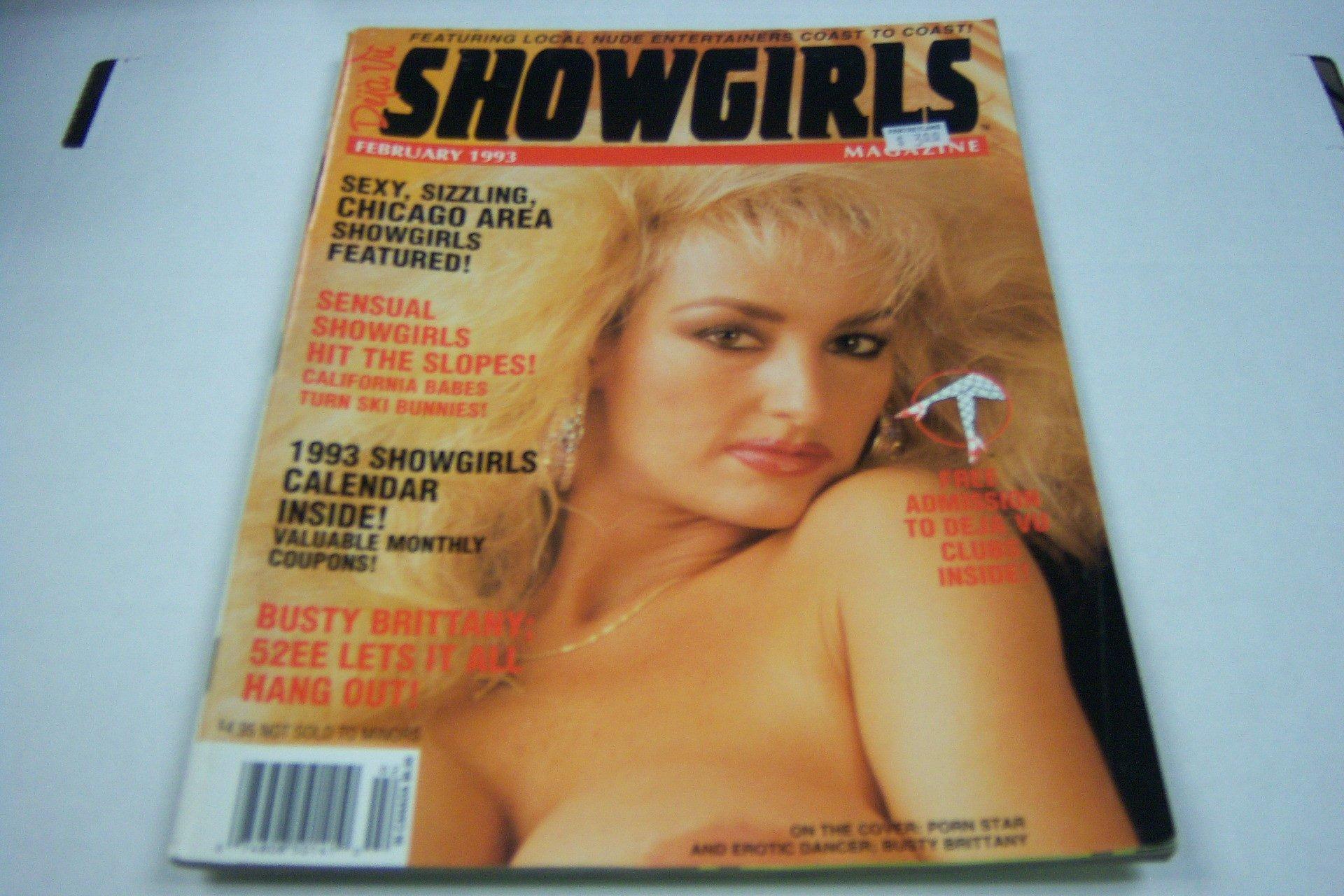 Deja Vu Showgirls - Busty Adult Magazine -