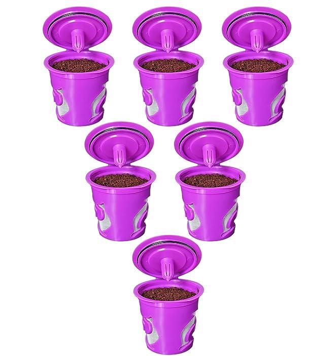 Top 10 Keurig Reusable K Cup Frozcup