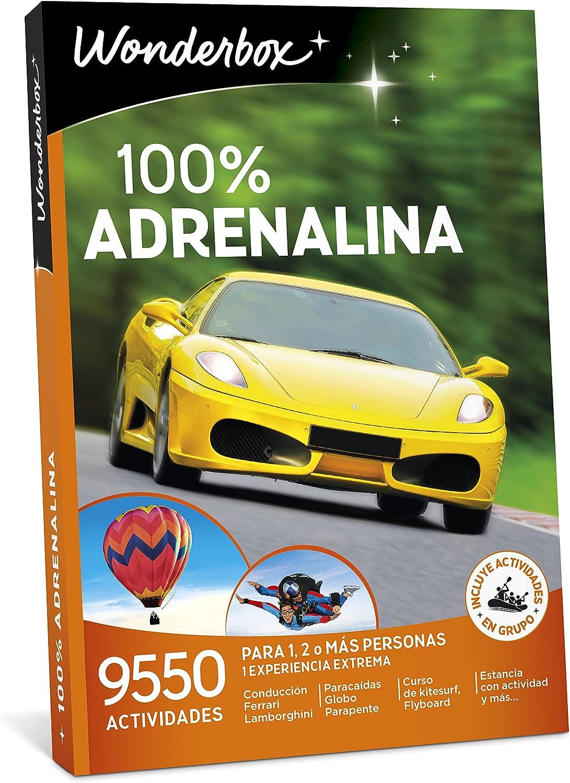 wonderbox 100 adrenalina
