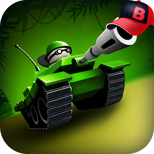 Jungle Tank Battles Pro