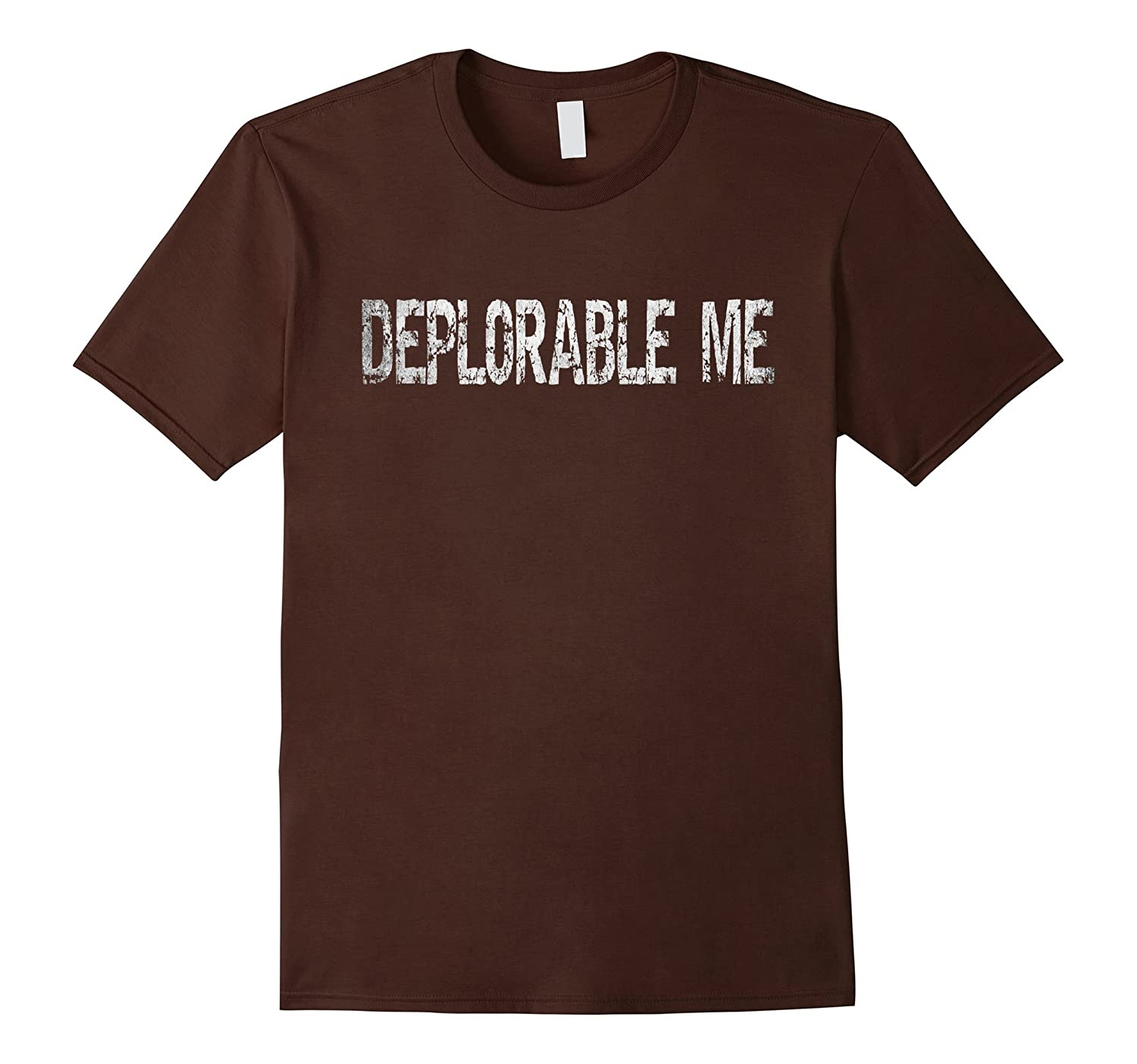 Deplorable Me Funny Political Election Novelty T Shirt Top-Teevkd