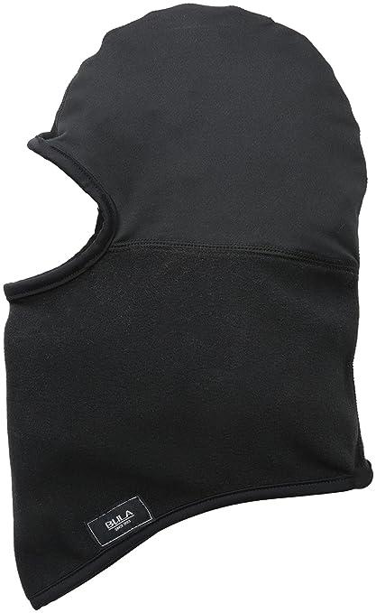 Bula Kids Turbo Balaclava/Liner, Black, One Size