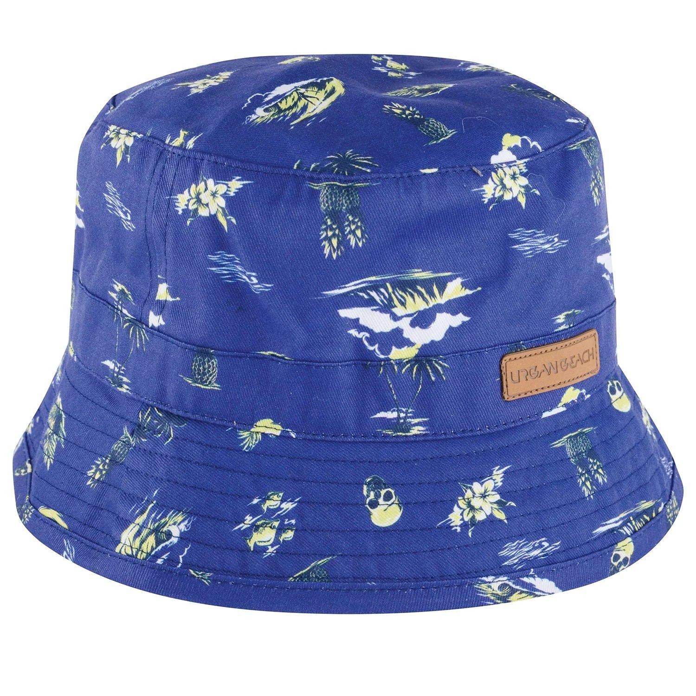 Urban Beach Men's Hilo Bucket Hat