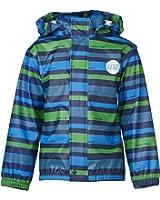 Legowear Boys Johannes 210 Striped Raincoat
