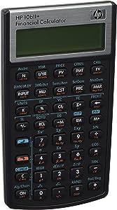10bII Financial Calculator 12-Digit LCD 10bII Financial Calculator, 12-Digit LCD by HP