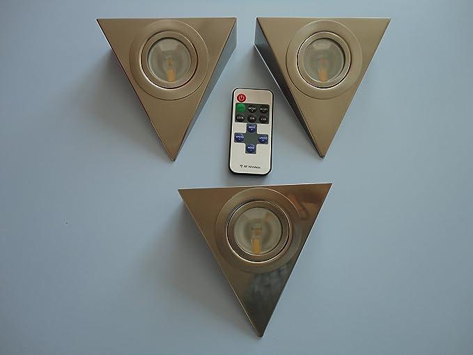 Cucina triangolo lampada led watt lm bianco caldo con
