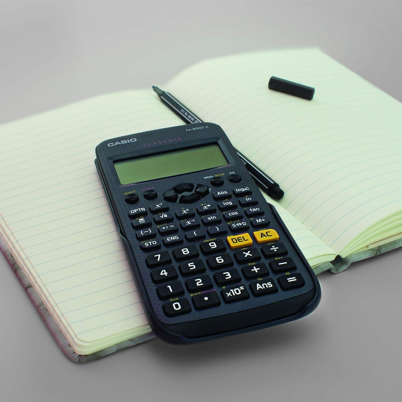 473087e1e92f Científicas Casio fx-83GTX Calculadora científica