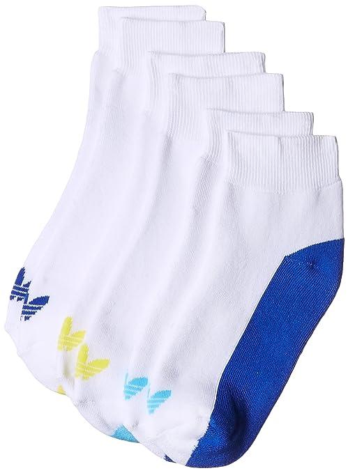 """6 pares de calcetines Adidas """"Trefoil Ankle C chaussettes Talla ..."""
