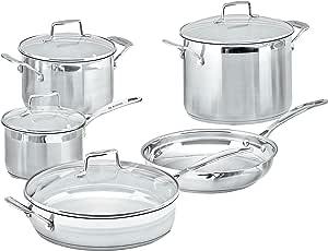 Scanpan Impact Cookware5Piece Set