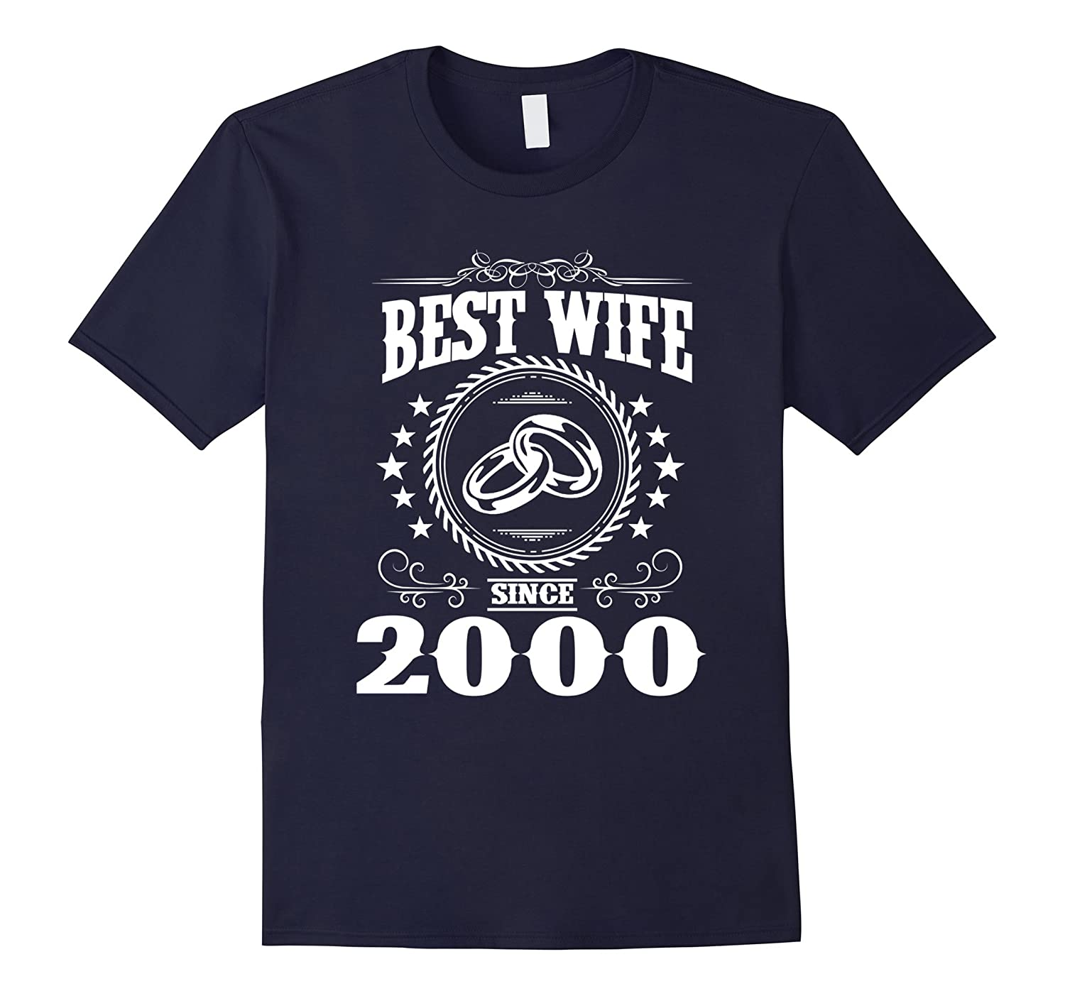17th Wedding Anniversary T-Shirts For Wife From Husband-PL