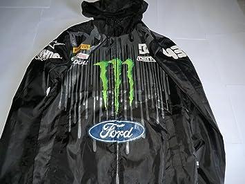 Dc Shoes Monster Energy Subaru Ken Block Ford Hoonigan Jacket