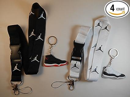 Amazon.com: Dos cordones Jordan con dos Jordan zapato ...