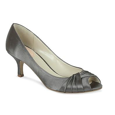 Grey Occasion Shoes Paradox London Pink Romantic (EU 38 (UK 5))