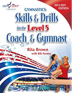 Gymnastics skills drills for the level 1 2 3 coach gymnast gymnastics level 5 skills drills for the coach and gymnast fandeluxe Image collections