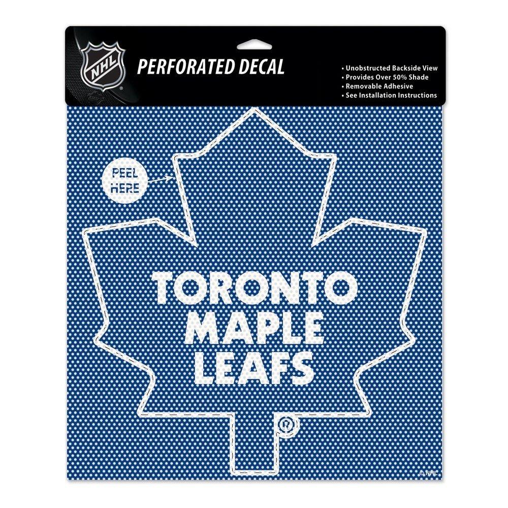 Fremont Die NHL Toronto Maple Leafs Window Film, One Size, Blue Fulfillment Advantage Ventures Inc. 86218