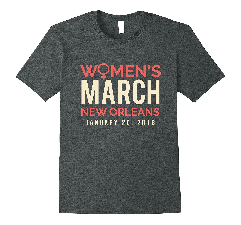 Orleans Womens March January 2018-Awarplus