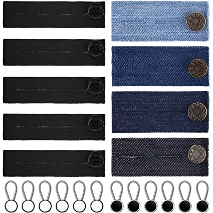 5-Pack Button Pant Extender Adds 1 instantly!