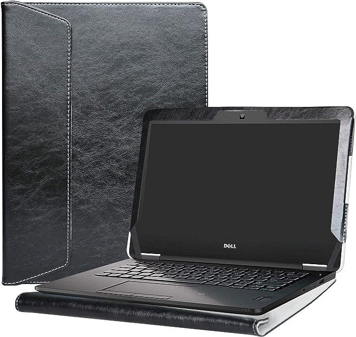 "Alapmk Protective Case Cover for 12.5"" Dell Latitude 12 e5270 e7270 Series Laptop(Warning:Not fit Latitude 12 5280 5290 / Latitude 12 7290 7280 7285),Black"