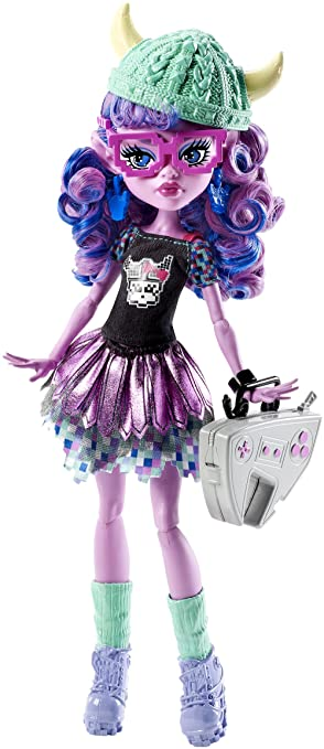 Amazoncom Monster High Toy  Kjersti Trollson Deluxe Fashion