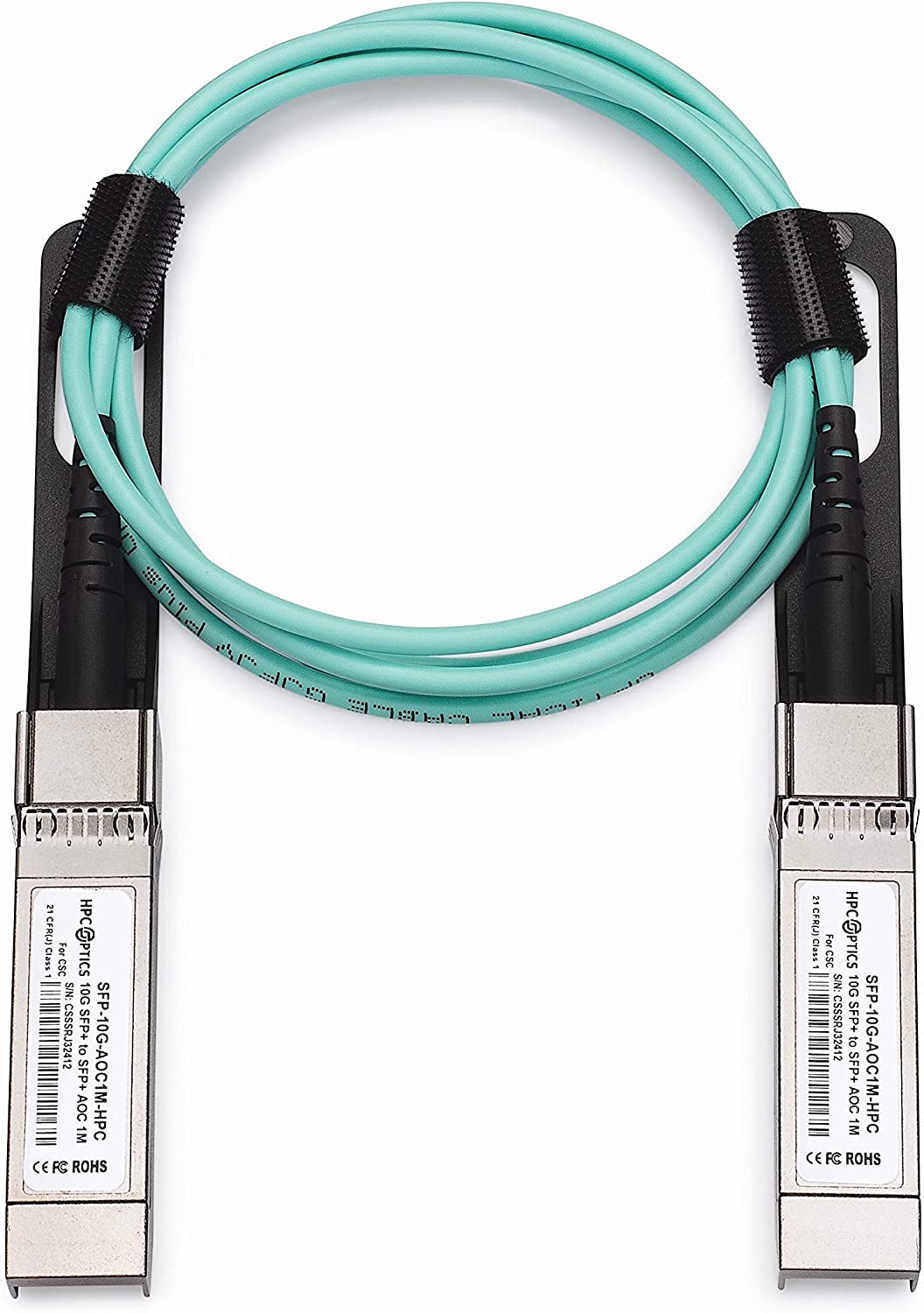 Intel Compatible INT-SFP-AOC2M 10G SFP 2m Active Optical Cable to SFP AOC