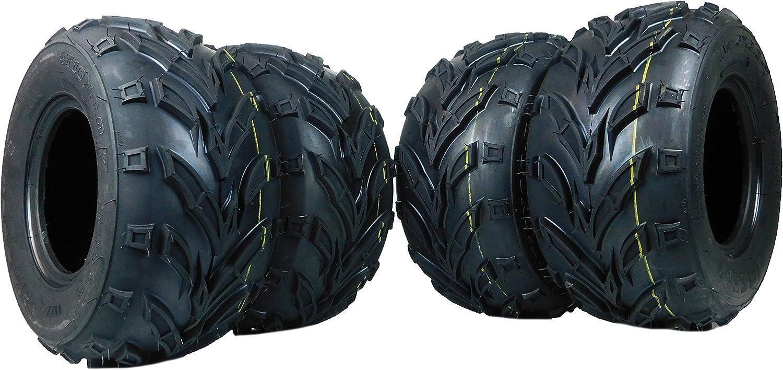 4 Pack of New 16x8.00-7 MASSFX ATV //ATC Tires Tire 16x8-7 16//8-7 16x8x7