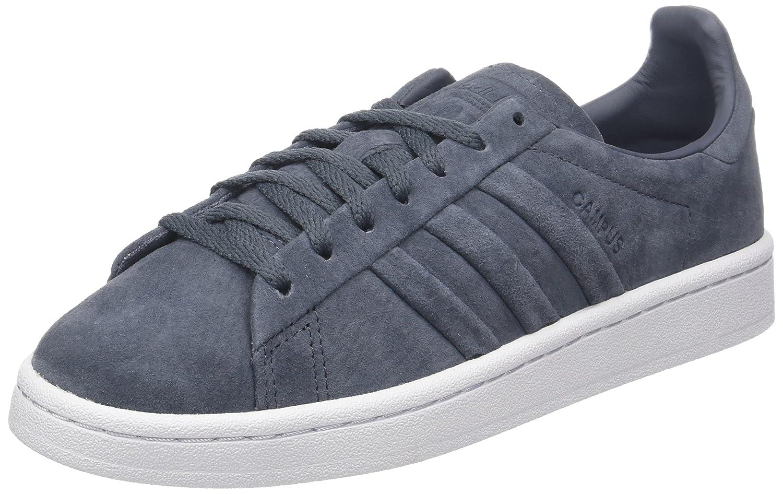 Adidas Campus Stitch and Turn, Zapatillas para Mujer 40 EU|Gris (Onix/Onix/Gold Metallic)