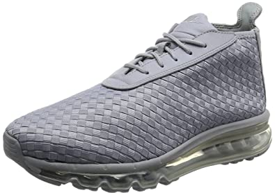 Nike Mens Air Max Woven Boot Grey/White Woven Size 9