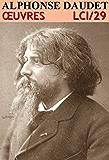 Alphonse Daudet - Oeuvres LCI/29 (Version Illustrée standard)