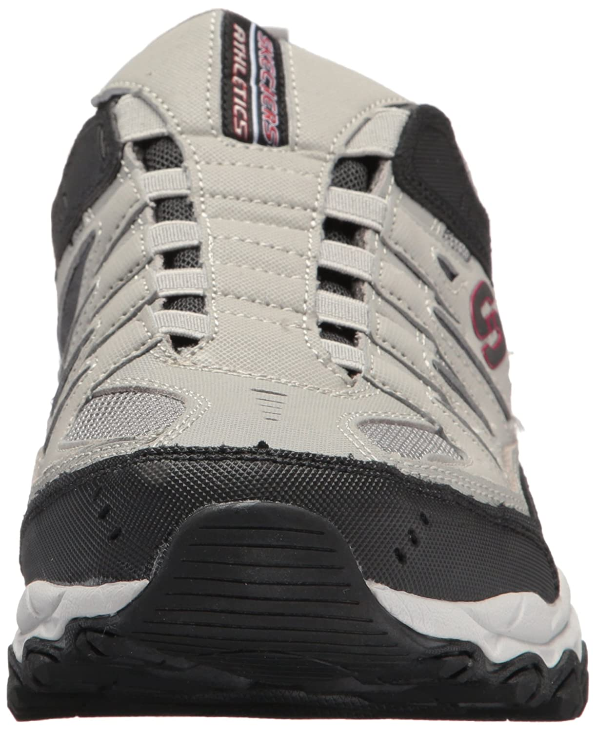 Skechers-Afterburn-Memory-Foam-M-Fit-Men-039-s-Sport-After-Burn-Sneakers-Shoes thumbnail 50