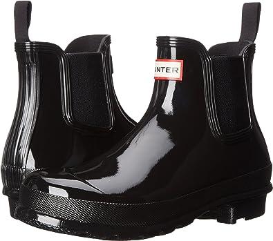 Hunter Women's Original Chelsea High Top Rubber Rain Boot