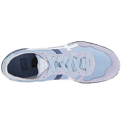 7e038938222d Onitsuka Tiger Womens Serrano Skyway White Sneaker - 10