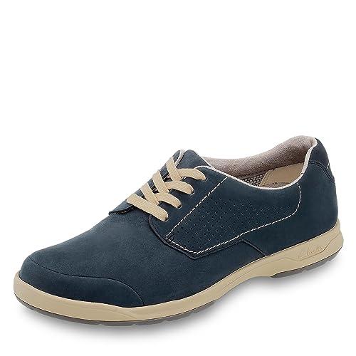 Clarks Stafford Park5 - Zapatos Hombre, Marrón, 41