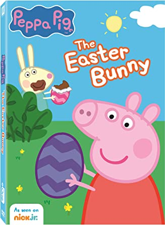 Amazon.com: Peppa Pig: Peppa Easter Bunny: Lily Snowden-Fine: Movies ...