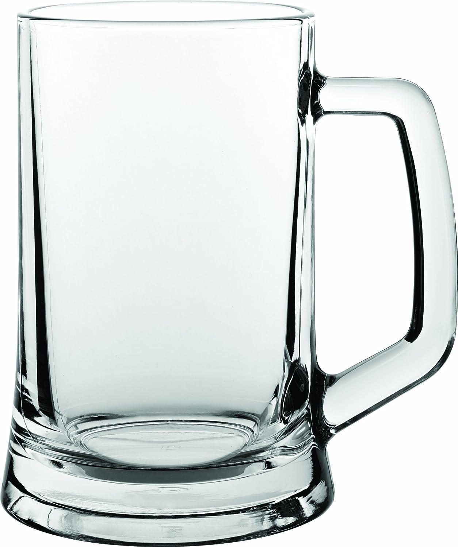 Utopía p55229 jarra de cerveza, 23.25 oz, 66 cl (Pack de 12): Amazon.es: Industria, empresas y ciencia