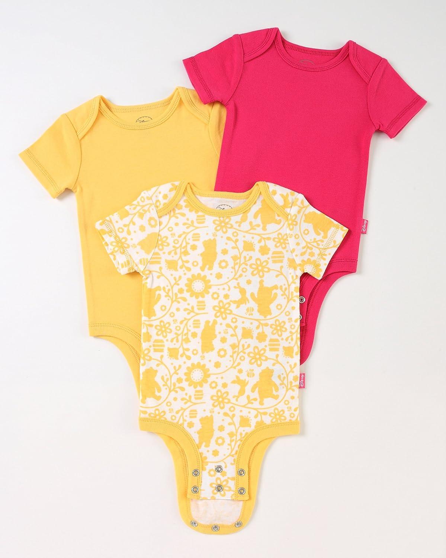 bc7543b8a973 Disney Cuddly Bodysuit with Grow an Inch Snaps, Winnie the Pooh