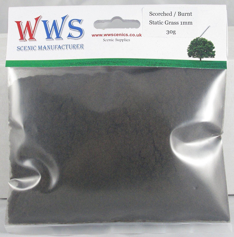 30g WWS 1mm Versengt Statische Grasfasern