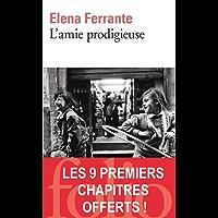 Extrait gratuit - L'amie prodigieuse (French Edition)
