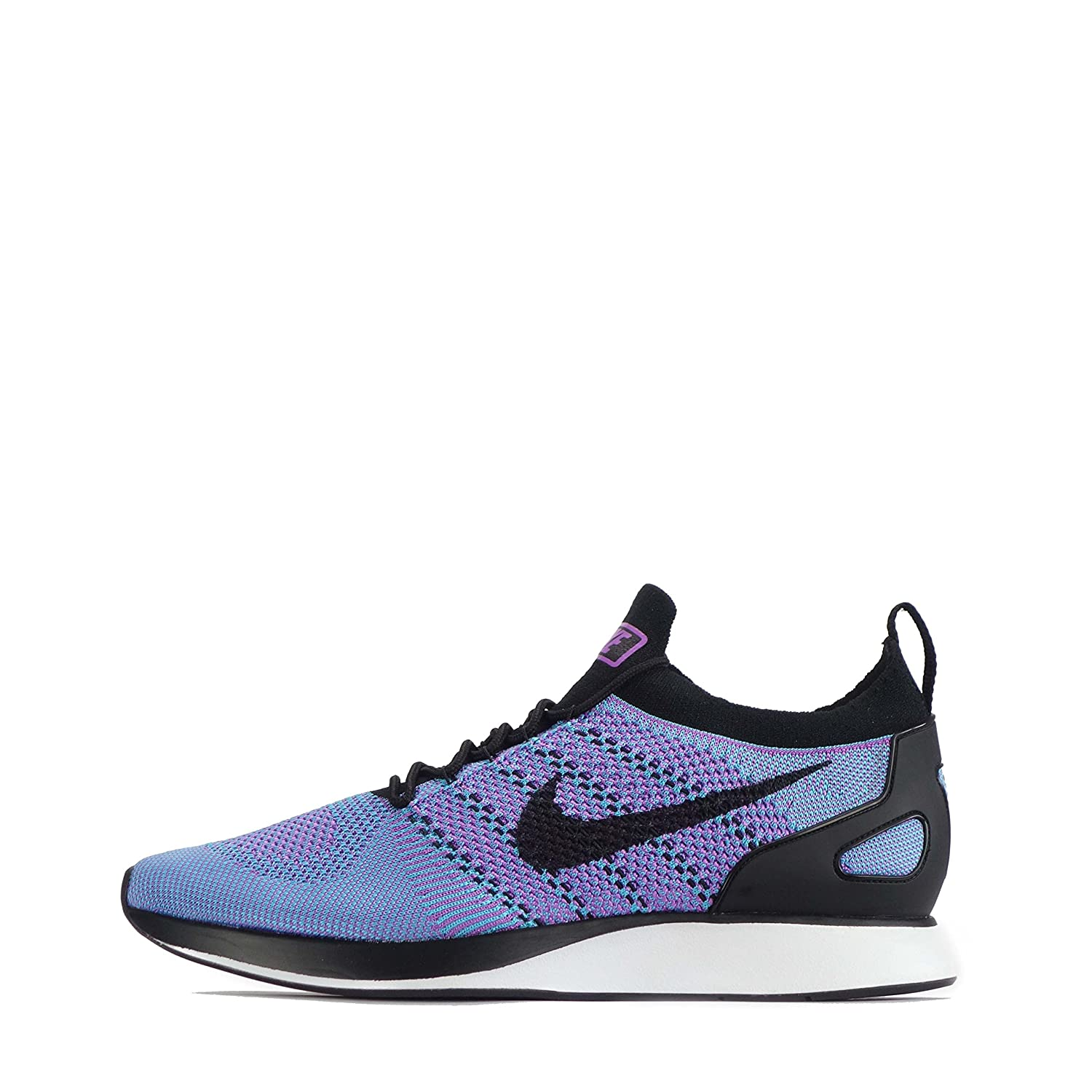 Nike Women's Free Rn Flyknit 2017 Running Shoes B004899726 12 D(M) US|Bright Violet Black 500